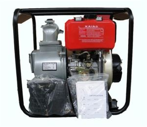 3inch Diesel Water Pump KDP30 pictures & photos