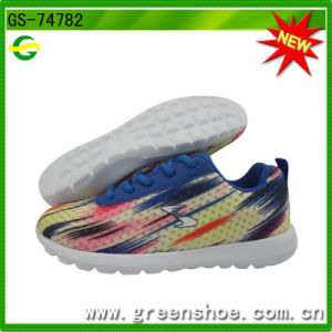 Fashion Pupular Sport Shoes Sneaker From China Factory (GS-74782) pictures & photos