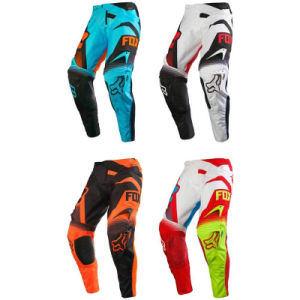 Orange Customized Cycling Wear Mx/MTB Gear OEM Motocross Pants (MAP24) pictures & photos