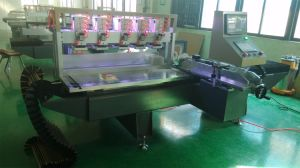 Flat Lamp Diamond Edge Polishing Machinery Equipment pictures & photos