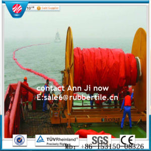 Cheaper & High Quality Inflate/Deflate Rubber Oil Booms pictures & photos