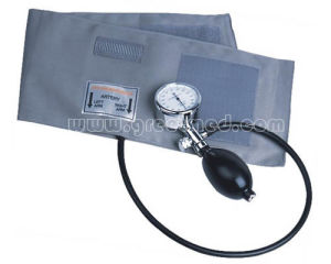 Medical Palm Type Aneroid Sphygmomanometer pictures & photos