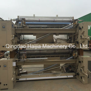 Double Nozzle Plain Shedding Weaving Machine pictures & photos
