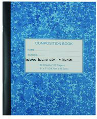 Customized Professional Student Composition Book Manufacturer in China pictures & photos