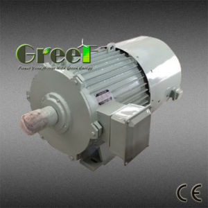 Ce Certificate Pmg Generator with Low Rpm and Torque pictures & photos