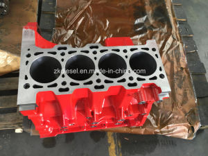 Factory Supply Cummins Isf2.8 Excavator Engine Cylinder Block 5261257 with ISO/Ts-16949 pictures & photos