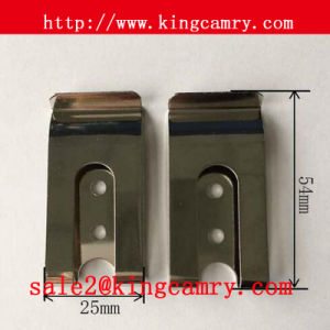 Small Metal Clips Stainless Steel Spring Clip Metal Money Clip pictures & photos