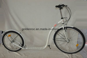 Steel Frame Adult Foot Scooter (PB2620N) pictures & photos