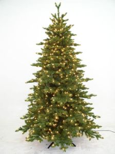 New Style 180cm Pre-Lit Christmas Tree pictures & photos