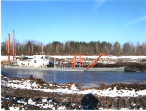Kx-400 Dredger with Good Quality pictures & photos