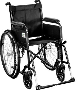 Steel Manual Wheelchair Dkb-1 pictures & photos