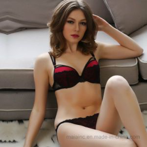 New Design Ladies Sexy Brief and Bra in Factory Price pictures & photos