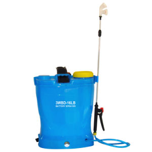 16L Knapsack Electric Sprayer for Agriculture and Gardening pictures & photos
