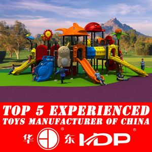 2014 Safety Outside Playground Equipment for Sale (HD14-082A) pictures & photos