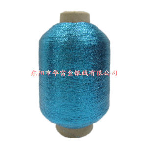 Mx Type Metallic Yarn Lurex Polyester Yarn