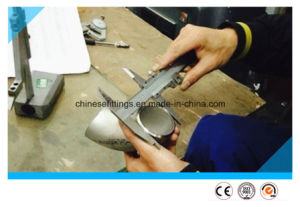 ANSI 90 Deg Seamless Stainless Steel Wp316 Pipe Fittings Elbow pictures & photos