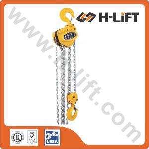 Manual Chain Hoist 3ton / Chain Block pictures & photos