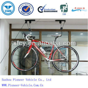 Ceiling Mount Bicycle Lift Wall Mounted Bike Rack Bike Hanger pictures & photos