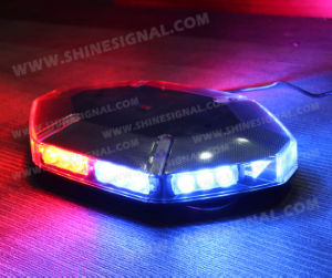 Auto Vehicle Magnet Mounted Emergency Top Light (M108) pictures & photos