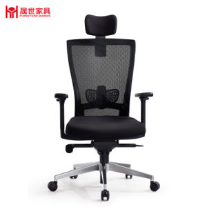Modern Luxery Office Mesh Chair with Armrest pictures & photos