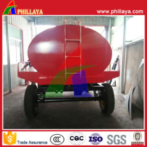Farm Axle Steel Suspension Water Trailer pictures & photos