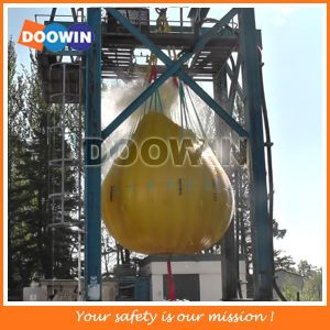 25ton Water Filled Weight Bags Crane Load Test pictures & photos