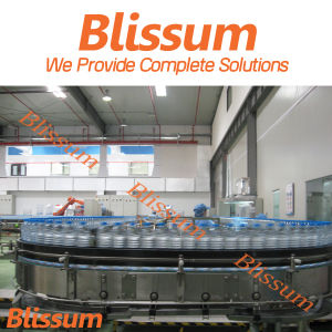 Automatic Plastic Bottle 3-in-1 Water Filling Processing System pictures & photos