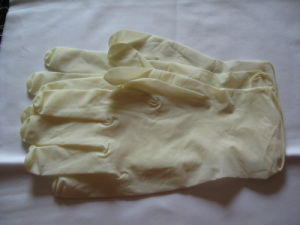 Natural Latex Stock Wholesale for High Quality Latex Examination Gloves pictures & photos