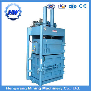 Vertical Baler, Baler Machine for Used Clothing, Hydraulic Waste Paper Baler pictures & photos