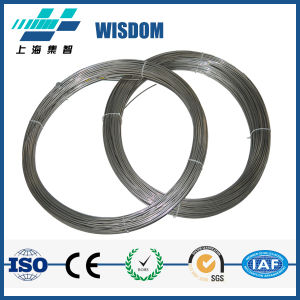 Wisdom Insulated Nichrome Heating Wire Good Quality pictures & photos