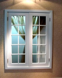 Aluminum French Window (Model 2)