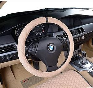 Car Steering Wheel Cover Icesilk Viscose Universal pictures & photos