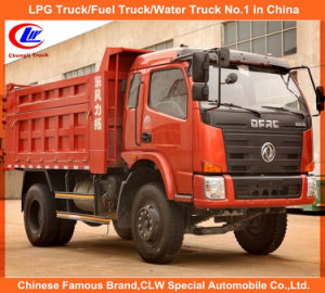 130HP 6 Wheeler 10ton 15ton Tipper Truck Dongfeng Mini Dump Truck pictures & photos