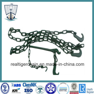13mm Lashing Chain with C Hook/ Tension Lever pictures & photos