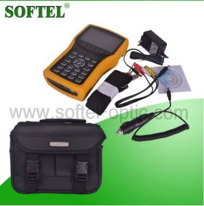 Diseqc 1.0 3.5 Inch LCD Digital Satelite Finder pictures & photos