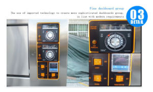 Stainless Steel Timing Electric Food Oven for Bakery pictures & photos