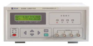 Zc2820 Precision Lcr Testing Meter pictures & photos