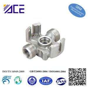 Precision High Pressure Metal Casting pictures & photos