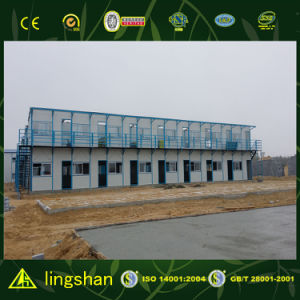 Temporary Labor Woker Prefabricated Building House pictures & photos