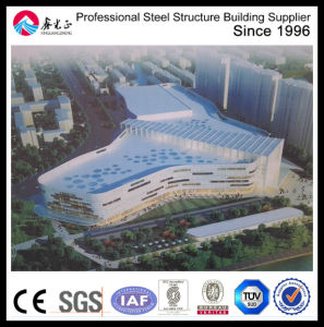 Pre-Engineered Multi-Storey Steel Structure Buildings pictures & photos