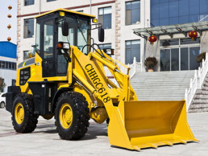 Hot-Selling CE Mini Wheel Loader (CHHGC618) pictures & photos