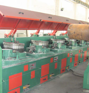 Straight Line Wire Drawing Machines (LZ-6/560) pictures & photos