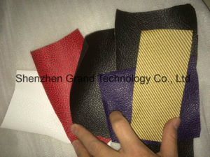 Guitar Bass Amplifier Covering Speaker Tolex Vinyl Tweed Black (GB-T) pictures & photos