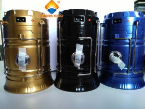 Most Popular Solar Camping Lantern (KS-SL003) pictures & photos