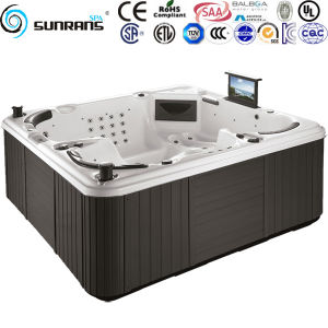Balboa System Free ABC Massage Hot Tub for a Family pictures & photos