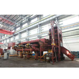 Heavy- Duty Hydraulic Steel Baling Shear Machine pictures & photos
