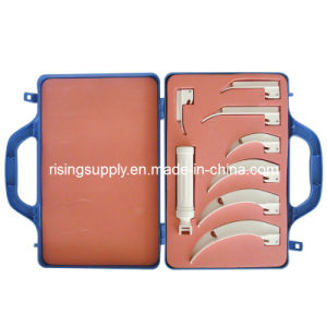 Disposable Plastic Laryngoscope of Ce Approved (HS-400) pictures & photos