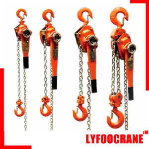 Lever Chain Block/1.5t/3t/6t/9t Va Type Lever Hoist, G80 Steel Chain pictures & photos