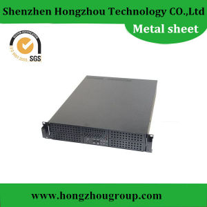 Galvanized Sheet Metal Part in Metallic Processing pictures & photos