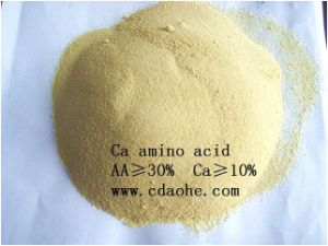 Calcium Amino Acid Chelate for Feed (Soybean Meal amino acid) pictures & photos